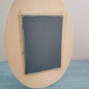 Accents - Vintage Pottery Calla Lilly Mirror